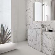 公寓个性卫生间瓷砖