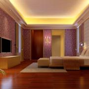 90平米欧式大户型卧室吊顶装修效果图鉴赏