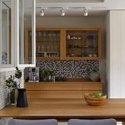 新房实木置物柜
