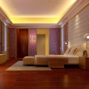现代大户型欧式卧室装修效果图实例鉴赏