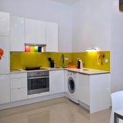 小户型简约厨房装修设计