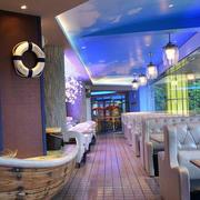 地中海风格儿童餐厅装饰