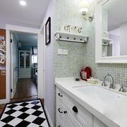 新房卫生间瓷砖展示