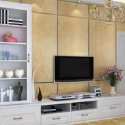 欧式简约整体式电视柜装饰