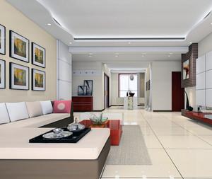 都市唯美的大户型欧式沙发背景墙效果图鉴赏