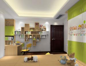 2016唯美的大户型儿童房间装修效果图鉴赏
