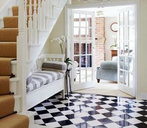 小户型北欧风格阁楼楼梯装修效果图