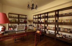 别墅创意书房设计装修效果图