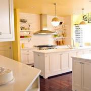 100平米欧式风格厨房装修效果图