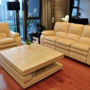 都市酒店式公寓客厅功能沙发效果图片