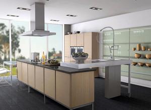 100平米后现代风格厨房装修效果图