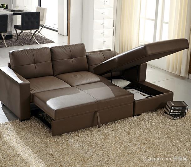 北欧式大客厅功能沙发装修效果图片