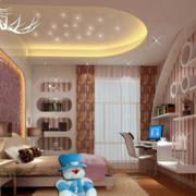 2016舒适大户型欧式儿童房装修效果图鉴赏