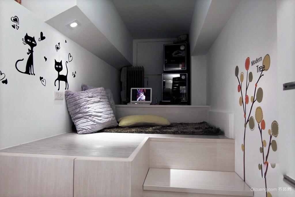 2016家庭收纳diy卧室设计