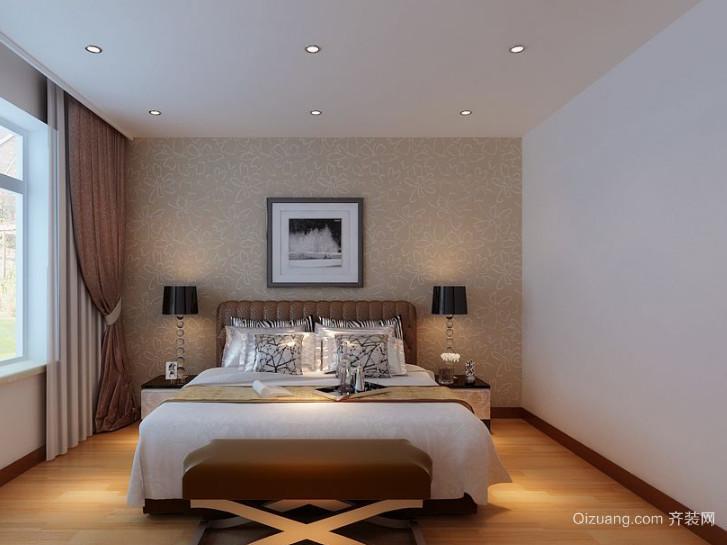 现代欧式40平米小户型卧室装修效果图鉴赏