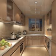 2016大户型欧式厨房装修设计装修效果图鉴赏