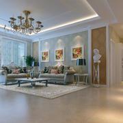 现代客厅的整体设计