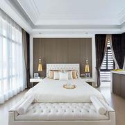 别墅时尚大卧室