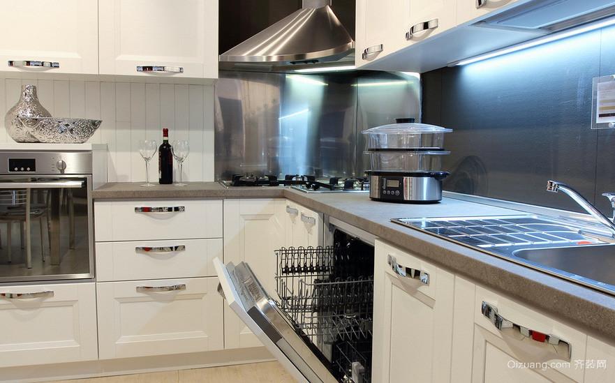 小户型都市风格厨房装修效果图