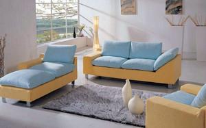 北欧小复式楼客厅功能沙发床图片