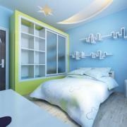 现代大户型精致的儿童卧室装修效果图鉴赏