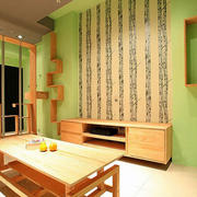 新房客厅电视背景墙