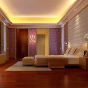 2016现代大户型欧式卧室装修效果图鉴赏