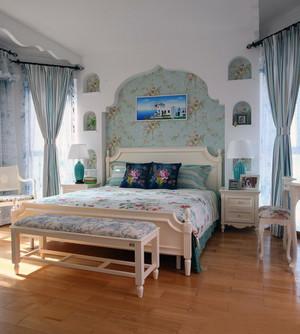 现代卧室整体设计
