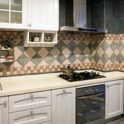 三室两厅美式厨房装饰