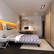 新房卧室小书桌欣赏