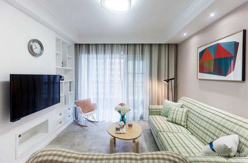 青春时尚180平米新房装修设计效果图