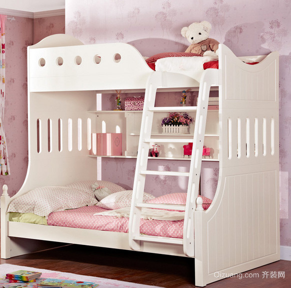 118平米唯美系列儿童高低床效果图片