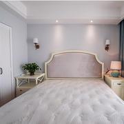 新房田园朴素卧室