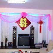 婚房灯光效果图片