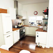 100平米房屋厨房效果图