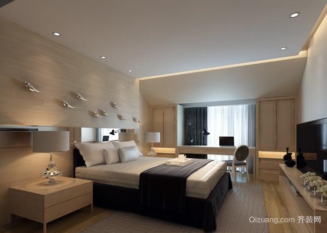 120平米地中海风格房间布置装修效果图