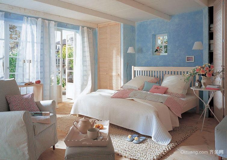 别墅北欧风格房间布置装修效果图