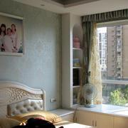 别墅宜家风格飘窗设计装修效果图