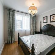 新房卧室舒适实木床