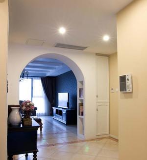 180平米三室两厅地中海风格房屋装修效果图