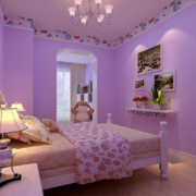2016精致的大户型儿童房间装修效果图鉴赏