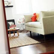 100平米房屋客厅地板装饰