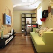现代客厅设计色调搭配