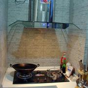 现代简约风格老房厨房装饰
