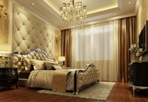 70平米精美的欧式小户型卧室装修效果图鉴赏
