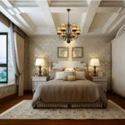 2016唯美的大户型欧式卧室装修效果图鉴赏