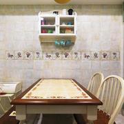 公寓餐厅背景墙图片