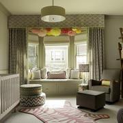 朴素现代150平米家居儿童房装修设计图