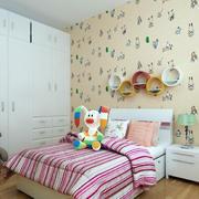 118平米家居简约儿童房装修设计效果图