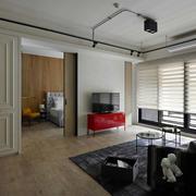 公寓电视背景墙